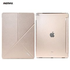Apsauginis dėklas Remax Smart Ultra Slim skirtas Apple iPad Air 2, Auksinis