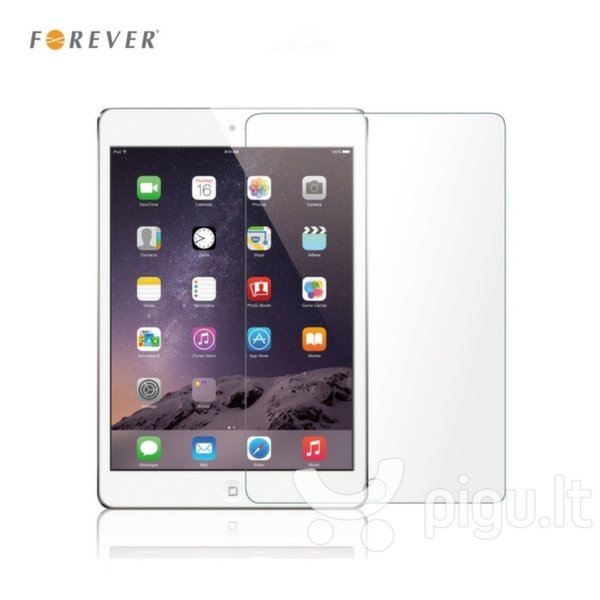 "Forever Tempered Glass Extreeme Shock Screen Protector Glass Apple iPad Mini 2 / 3 / 4 / iPad Pro / iPad Air (9.7"")"
