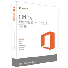 Microsoft T5D-02882 Office Home and Business 2016 Win Estonian EuroZone Medialess P2