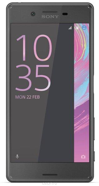 Sony Xperia X 32GB (F5121), Juoda