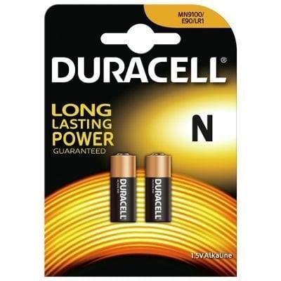 Duracell LR1 1,5V elementas, 2 vnt. kaina ir informacija | Elementai | pigu.lt