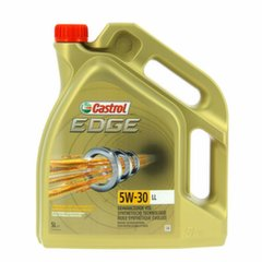 Castrol Edge Titanium FST LL 5W30 variklio alyva, 5L kaina ir informacija | Variklinės alyvos | pigu.lt