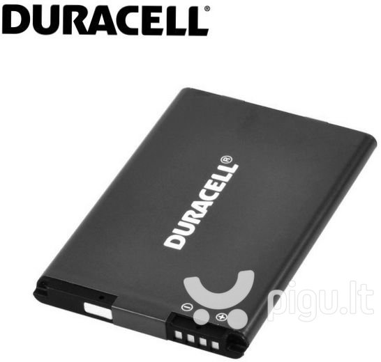 Duracell baterija J-M1, skirta Blackberry telefonams kaina ir informacija | Akumuliatoriai telefonams | pigu.lt