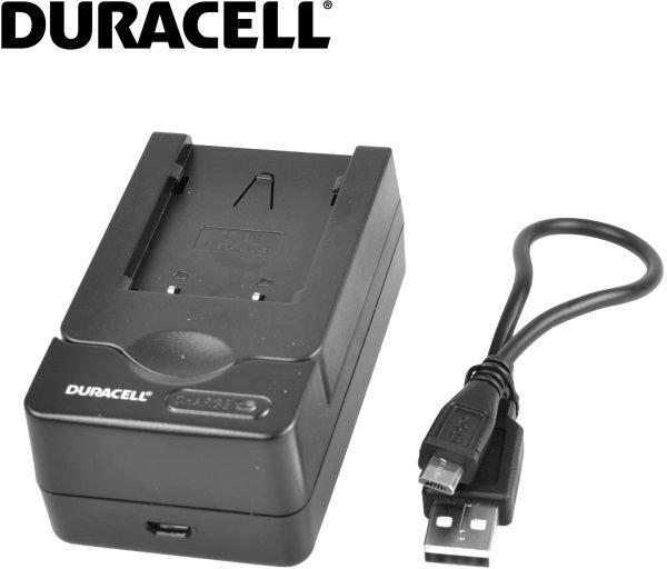 Kelioninis kroviklis Duracell, analogas Canon CB-2LW kaina ir informacija | Fotoaparatų krovikliai | pigu.lt