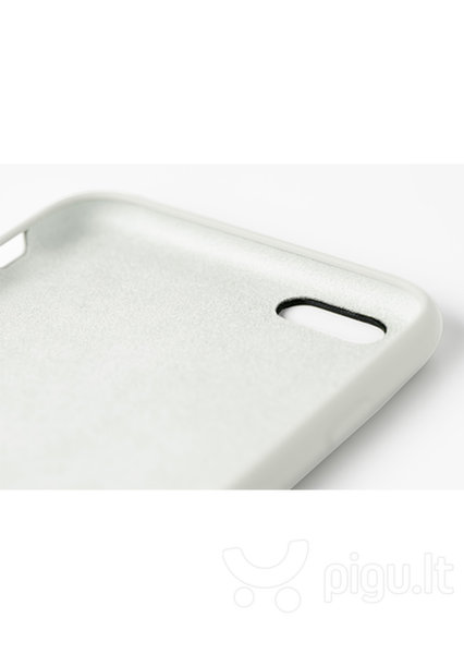 Rubber cover Azuri for Iphone 6/6S (White)