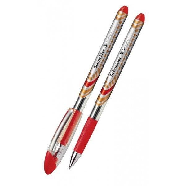 Tušinukas Schneider Slider Basic F, raudonas kaina ir informacija | Kanceliarinės prekės | pigu.lt