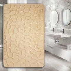 "Memory foam kilimėlis ""Benedomo"" Beige, 50x80 cm"