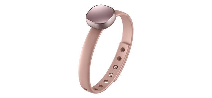 Samsung Charm (AN920BF), Rausva kaina ir informacija | Išmanieji laikrodžiai ir apyrankės (smartwatch, smartband) | pigu.lt