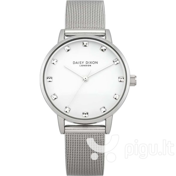 Laikrodis moterims Daisy Dixon DD018SM kaina ir informacija | Laikrodžiai moterims | pigu.lt
