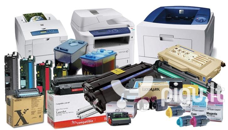 Toneris INKSPOT skirtas lazeriniams spausdintuvams (HP) (mėlyna) HP Color Laserjet CP1215, HP Color Laserjet CP1515, HP Color Laserjet CM1312, HP Color Laserjet CP1215S, HP Color Laserjet CP1513, HP Color Laserjet CP1513N, HP Color Laserjet CP1515N, HP Co