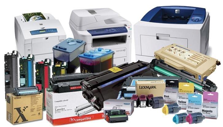 Toneris INKSPOT skirtas lazeriniams spausdintuvams (KYOCERA) (juoda) Kyocera FS C5150DN