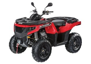 Keturratis motociklas Arctic Cat Alterra 700