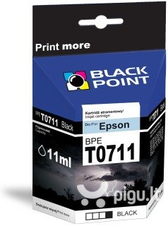 Black Point Epson BPE T0711BK