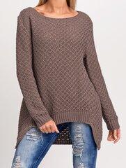 Megztinis moterims Makadamia S22 kaina ir informacija | Megztiniai moterims | pigu.lt