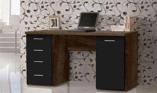 Rašomasis stalas MT926, rudas kaina ir informacija | Kompiuteriniai, rašomieji stalai | pigu.lt