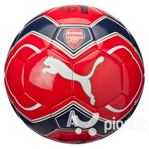 Futbolo kamuolys Puma Arsenal Fan kaina ir informacija | Futbolas | pigu.lt