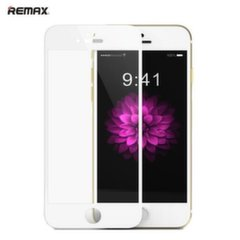Remax Royal apsauginis stiklas skirtas Apple iPhone 6 Plus / 6S Plus, Baltas