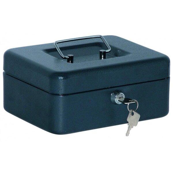 Metalinė dėžutė pinigams BAYERSYSTEM BS-B1 kaina ir informacija | Seifai | pigu.lt
