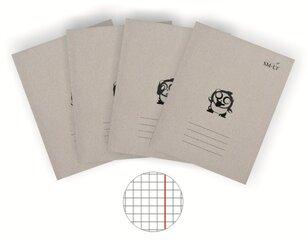 Sąsiuvinis, 12 lapų (60 gsm), langeliais
