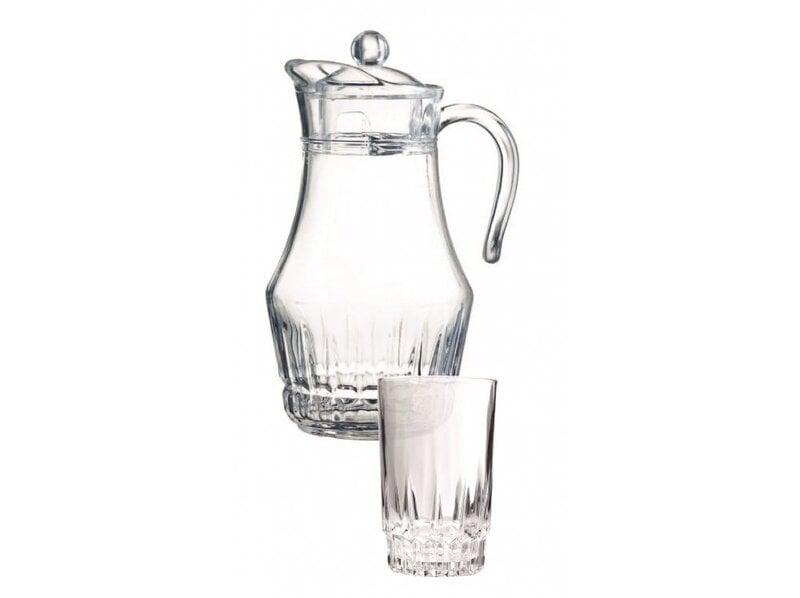 Arcoroc Lancier komplektas, 7 dalių kaina ir informacija | Taurės, puodeliai, ąsočiai | pigu.lt