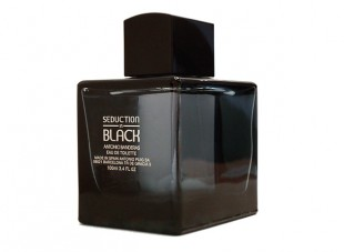 Tualetinis vanduo Antonio Banderas Seduction in Black EDT vyrams 100 ml