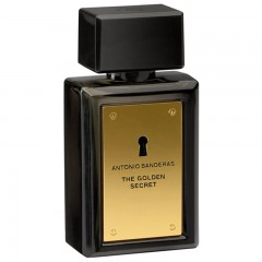 Tualetinis vanduo Antonio Banderas The Golden Secret EDT vyrams 50 ml