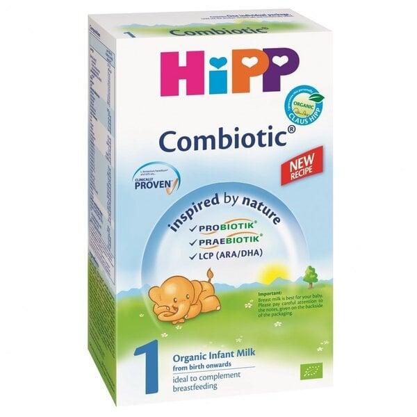 Pradinis pieno mišinys HiPP BIO, Combiotic, 1, nuo gimimo, 300g kaina ir informacija | Kūdikių maistas | pigu.lt