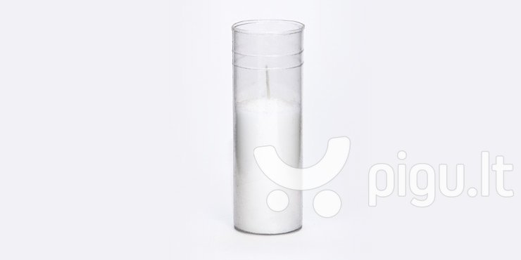 Žvakės įdėklas 17,5 cm kaina ir informacija | Kapų žvakės | pigu.lt