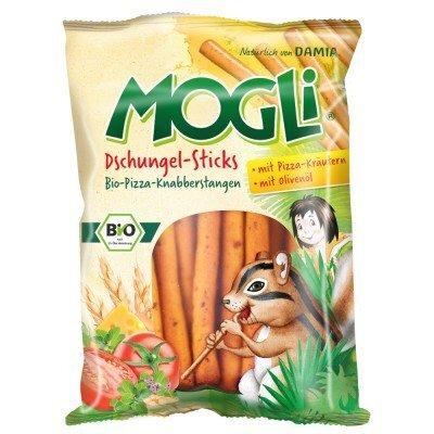 Džiunglių lazdelės, ekologiškos (75 g) kaina ir informacija | Maisto produktai | pigu.lt