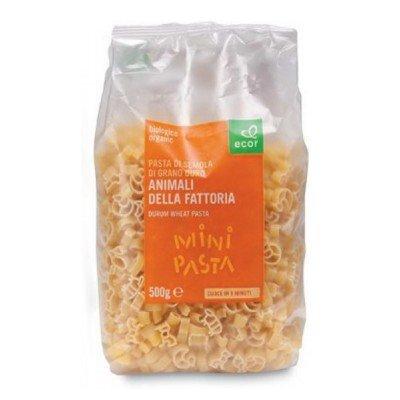 Makaronai ANIMALI DELLA FATTORIA, ekologiški (500 g) kaina ir informacija | Maisto produktai | pigu.lt