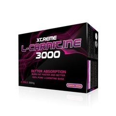 Xcore Xtreme L-Carnitine 3000 mg. 20 but