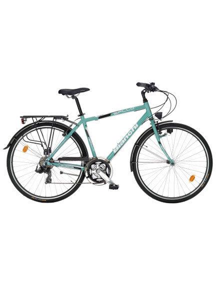 Vyriškas trekingo dviratis Bianchi Rubino TX55 kaina ir informacija | Dviračiai | pigu.lt
