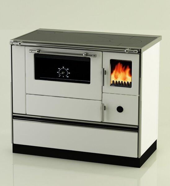 Šildymo krosnelė - viryklė Alfa 90H Dominant kaina ir informacija | Krosnelės | pigu.lt