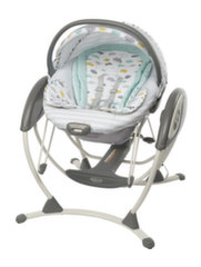 Graco sūpynės Glider Elite, 0-9 kg., Clouds