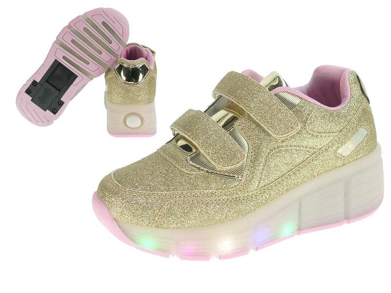 Sportiniai batai su ratuku mergaitėms Beppi kaina ir informacija | Avalynė vaikams | pigu.lt