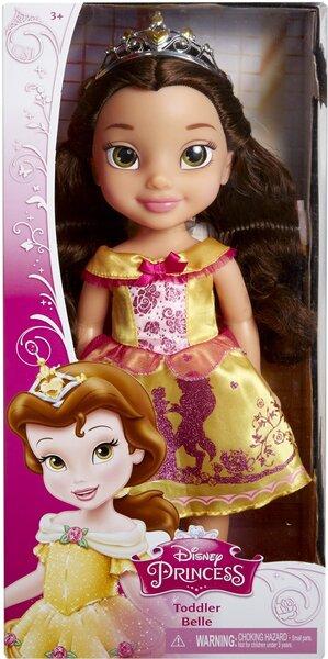 Lėlė Disney Princess Basic Toddler Asst, 95242 kaina ir informacija | Žaislai mergaitėms | pigu.lt