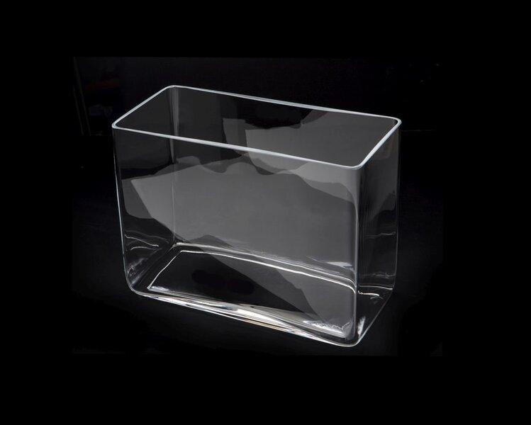 Akvariumas AQUA DECORIS Cuboid 7L kaina ir informacija | Akvariumai ir jų įranga | pigu.lt