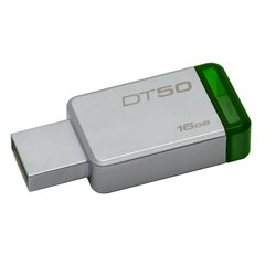 Atmintinė Kingston DataTraveler 50 16GB, USB 3.1