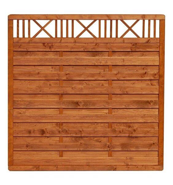 Medinė tvora Lausanna 180 x 180 cm