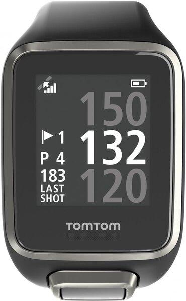 TomTom Golfer 2 S, Juoda kaina ir informacija | Išmanieji laikrodžiai ir apyrankės (smartwatch, smartband) | pigu.lt