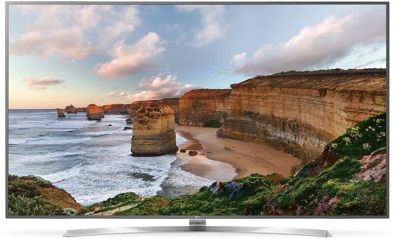 LG 75UH780V kaina ir informacija | Televizoriai | pigu.lt