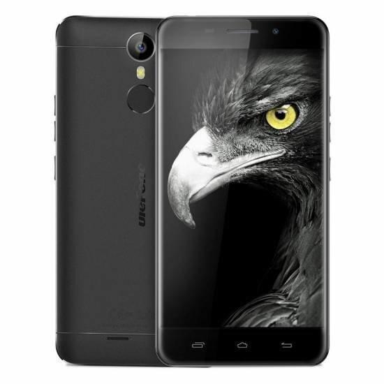 UleFone Metal, Juoda kaina ir informacija | Mobilieji telefonai | pigu.lt