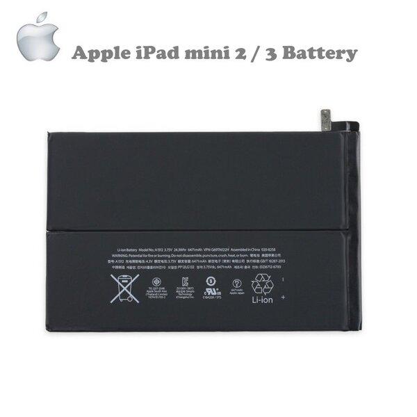 Originali baterija skirta Apple iPad mini 2 / 3, Li-Ion 6471mAh kaina ir informacija | Planšečių, el. skaitytuvų priedai | pigu.lt