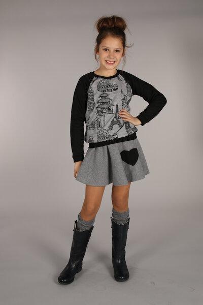 Bluzonas mergaitėms Kropek kaina ir informacija | Drabužiai mergaitėms | pigu.lt