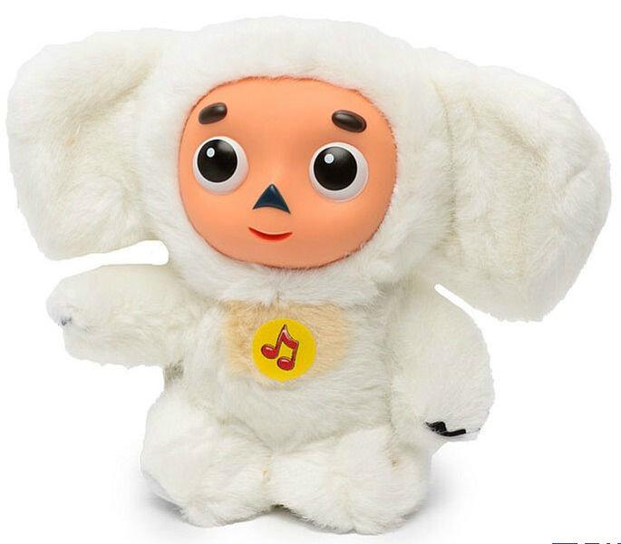 Žaislas Kūlverstukas baltas, su garsu, 18 cm kaina ir informacija | Žaislai mergaitėms | pigu.lt