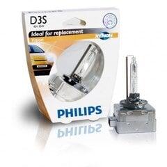 Automobilinė ksenon lemputė Philips Xenon X-tremeVision D3S +30%, 4600k