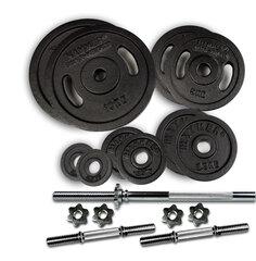 Svarmenų rinkinys Hammer 53 kg