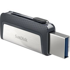 USB карта памяти Sandisk Ultra Dual Type-C 64GB 150 Мб/с