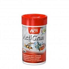 """Aquael Acti """"ActiGran"""" visų rūšių akvariuminių žuvų pašaras, 1000 ml"""