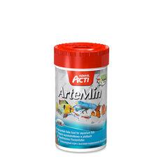 """Aquael Acti """"ArteMin"""" akvariuminių žuvų pašaras su artemijomis, 100 ml"""